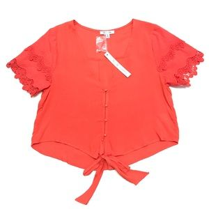 She + Sky women's Top (Boutique style) New